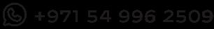 +971 54 996 2509