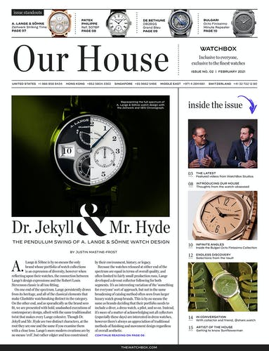 Our House Issue 2