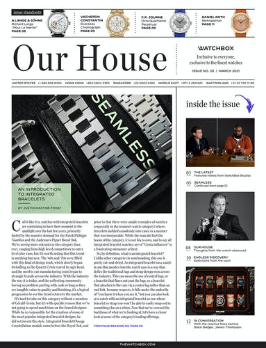 Our House Issue 3